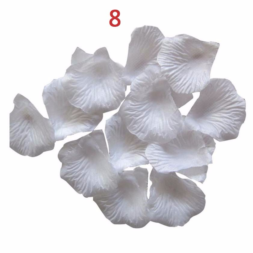 1000pc Artificial Flower Pedals 17