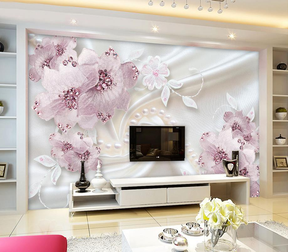 Europea Luxury Wallpaper For Walls Home Decoration Photo Wallpaper