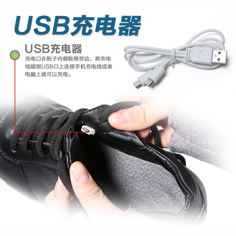 KRIATIV-USB-Charger-children-Led-shoes-infant-Kid-Light-Up-shoes-Casual-BoyGirl-Luminous-Sneakers-illuminated-Glowing-sneakers-1