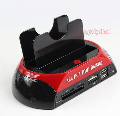 "Все В 1 HDD Док-Станция USB2.0 3.0 ОТБ OTC Для Всех 2.5 ""Или 3.5"" IDE/SATA HDD"