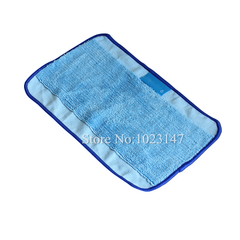 1 piece Robot Vacuum Cleaner Parts Microfiber Mopping Cloths for irobot braava 380 380t 320 Mint 4200 4205 5200 5200C 2 pieces lot robot vacuum cleaner parts replacement mint plus 5200c wheels for irobot braava 380t 320 321 robotisc cleaner