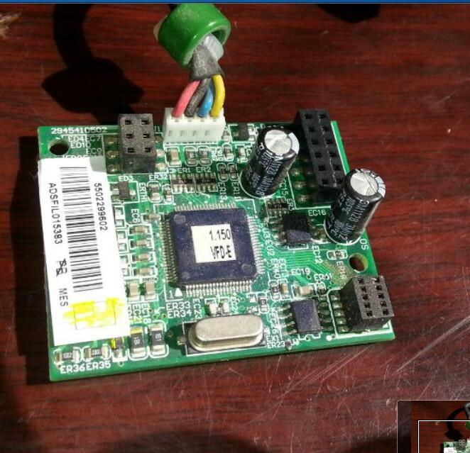 VFD-E inverter board/panel/CPU board/pulse board 7.5/11/15/18.5KW cpwbx3277tpz board