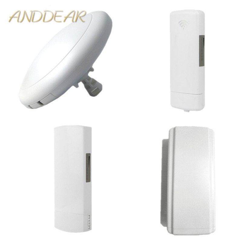 ANDDEAR9341 9331 Chipset WIFI Router WIFI Repeater Long Range 300Mbps2.4G Outdoor  CPE AP Bridge wifi range extender-in Wireless Routers from Computer & Office