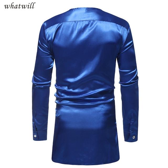 mens africa clothing fashion dress shirts dashiki wear 1