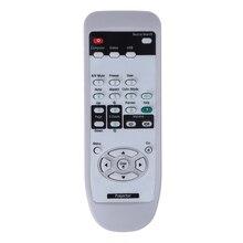 Mando a distancia adecuado para proyector Epson EMP S3, EMP S3, X3, S4, EMP 83, EMP 83H, EB 440W, EB 450W, H283A, EB 460, TYEPSON01