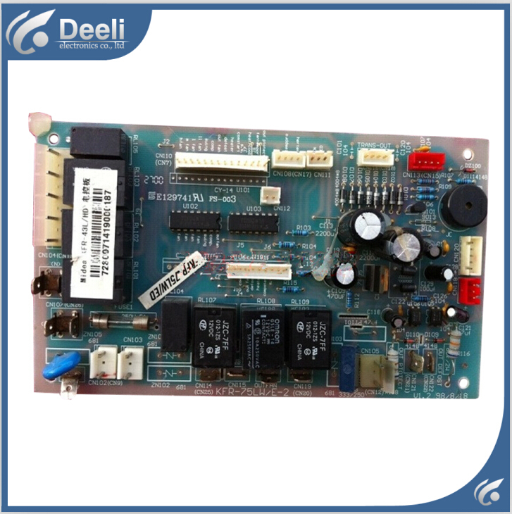 95% new good working for air conditioning computer board KFR-75LW/E-2 KFR-75LW/ED control board working on sale