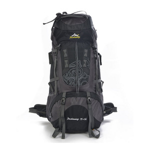 Outdoor climbing bag large cap