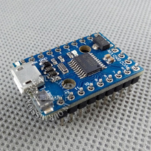 Digispark Pro kickstarter development board use Micro ATTINY167 module for Arduino usb