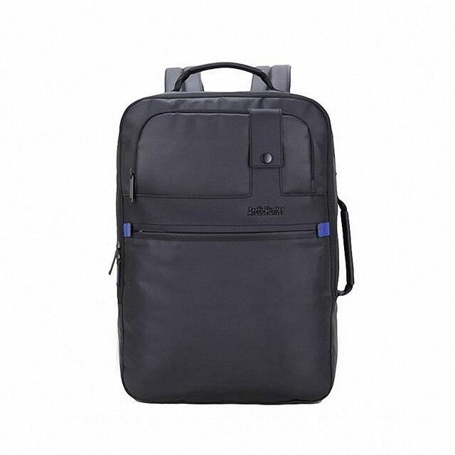 15.6 inch Laptop Backpack Men's Travel Backpack Waterproof Nylon School Bags Teenagers Male Bag  men business backpack LI-1202