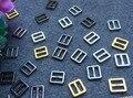 Frete grátis diy bjd boneca blyth faixa de calçados e acessórios do saco, mini ultra-pequeno palavra japonesa fivela de metal fivela de cinto