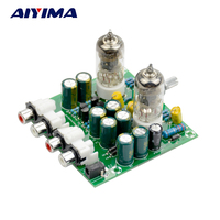6J1 Tube Pre Amplifier Finished Board Valve Buffer PreAmp Amplifiers Tube Preamplifier Finished Board Gall Buffers