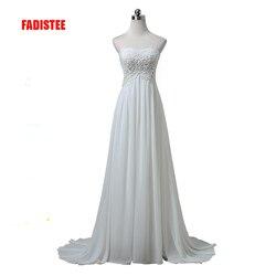 FADISTEE elegant wedding party Dresses appliques Real Photo Plus Size Vintage Lace Wedding Dresses Princess Vestido de Noivas 1