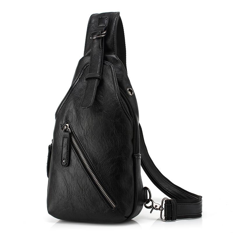 Hot de vânzare marca de moda saci de piept bărbați Messenger sac de călătorie sac de umăr Casual crossbody saci Capacitate multifuncțională mare