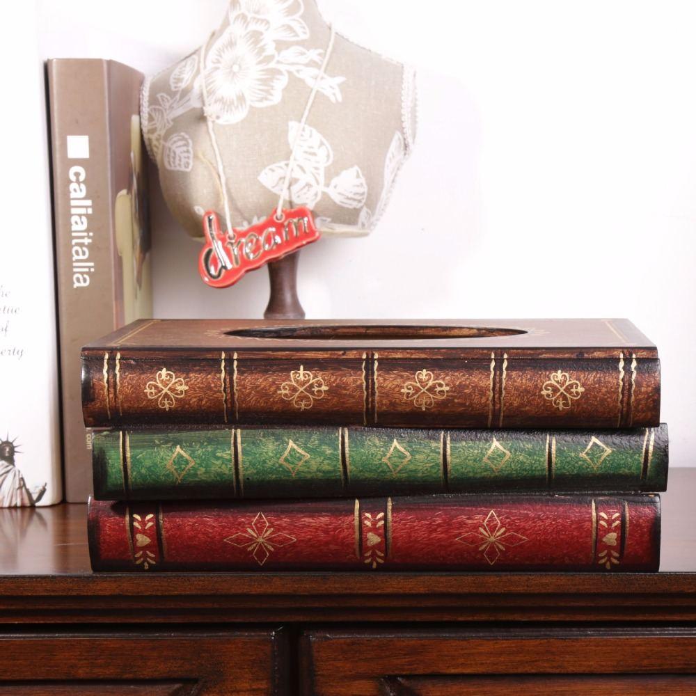 Online-Shop Europäischen Stil Kreative Buch Modell Muster Papier ...