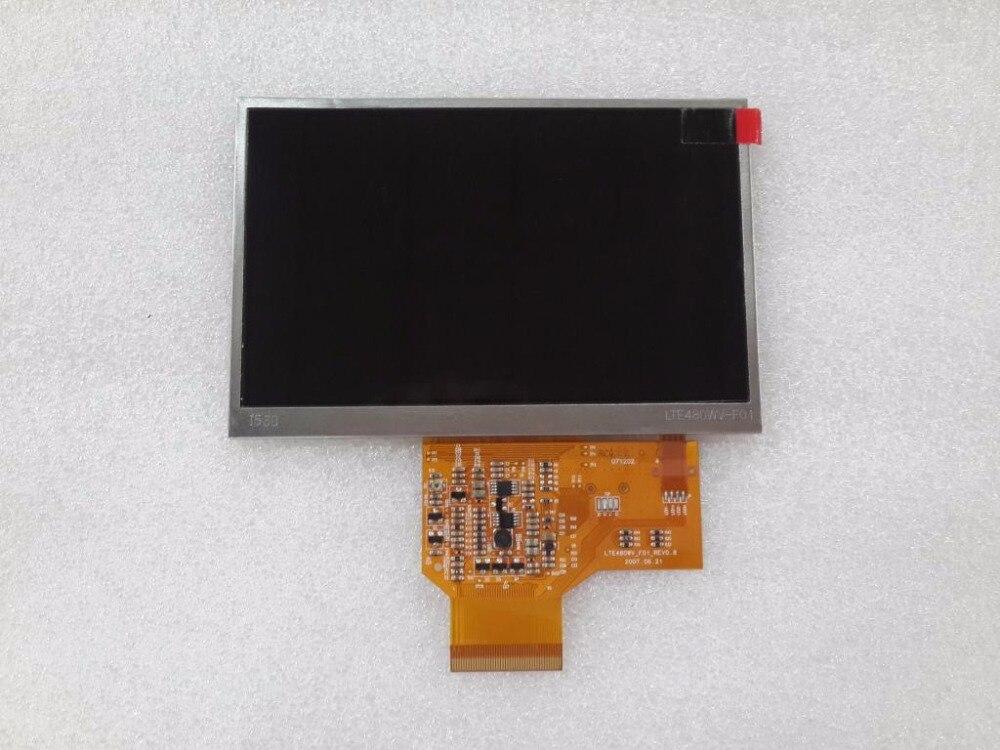 LTE480WV-F01 LCD Displays tm057kdh02 lcd displays