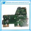 Para asus x551ma rev 2.0 placa madre del ordenador portátil mainboard 60nb0480-mb2200 n2830u celeron 100% probado