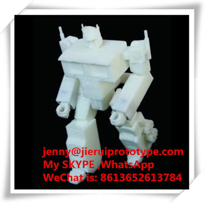 custom cnc machining prototypes in plastic / rapid prototype machining / plastic case prototype