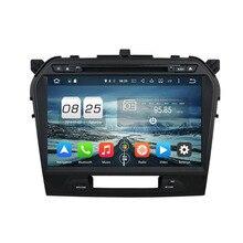 RAM 2GB ROM 32G Octa Core Android 6.0 Fit SUZUKI Vitara 2015 2016 – Car DVD Player Navigation GPS Radio