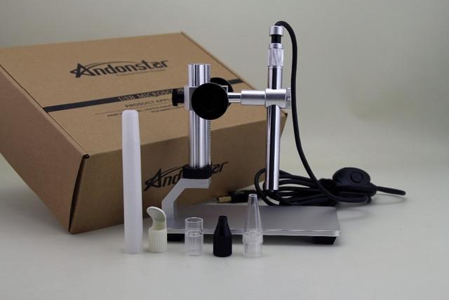 Andonstar 1 500x vergrößerung tragbare digitale usb mikroskop