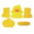 2 cores Da Caixa Animais Puzzle Cadeira Do Bebê Urso 30 KG Design cadeira Para Bebês Corte Acessórios do Brinquedo Esteira do Jogo Do Bebê Inflável sofá