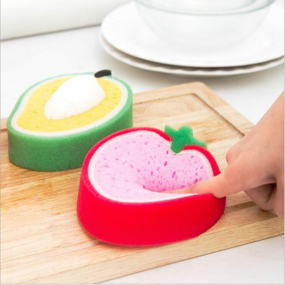 губки для посуды фрукты с доставкой в Россию