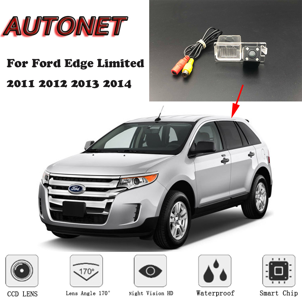 CCD Car Camera Rearview Reverse Backup Parking for Ford EDGE 2011 2012 2013 2014