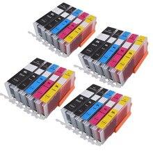 PGI-450 PGI 450 CLI 451 совместимый чернильный картридж для принтера canon принтерам PIXMA MG5440 MG5540 MG5640 MG6440 Ip7240 MX924 IX6540 IX6840 принтер