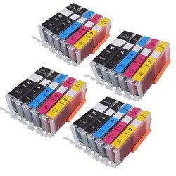 PGI-450 PGI 450 CLI 451 cartuccia di inchiostro compatibile Per canon PIXMA MG5440 MG5540 MG5640 MG6440 Ip7240 MX924 IX6540 IX6840 stampante