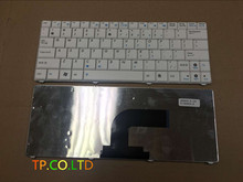 White keyboard for ASUS 1101HA N10 N10J N10E N10JB N10JC N10VN N10A Series US V090262bk2 leptop Keyboard
