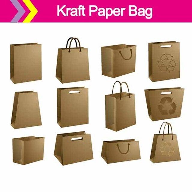 Whole Size 16x13x8cm 23x19x9cm 33x26x10cm 40x30x13cm 16 5x16 5x9cm Paper Bag Luxury Ping Bags Gift