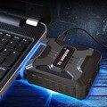 Nuevo Mini Aspiradora USB Portátil Refrigerador de Aire de Extracción De Escape Ventilador De Refrigeración CPU Cooler