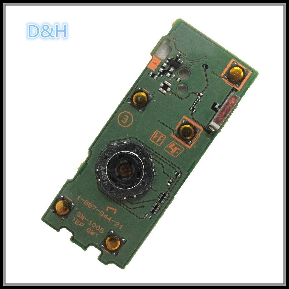 Original Menu operation button key board repair Parts for Sony DSC-HX50V HX50 HX60 HX60V Digital camera