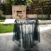 Креативный плавающий прозрачный стол, ковер для кофе, волшебный Простой Модный Европейский журнальный столик, диаметр 50* высота 58 см