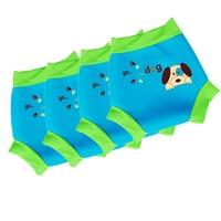 Happy Swim Baby Reusable Swim Diaper Super Thin Baby Swimwear Infant Swim Diaper