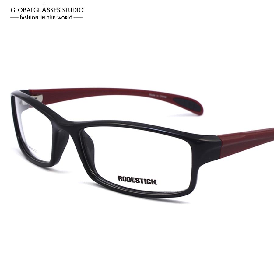 Sports frames for eyeglasses - Unisex Tr90 Optical Spectacle Frame Ultra Light Myopia Sports Eyewear Glasses Frames 11203 China