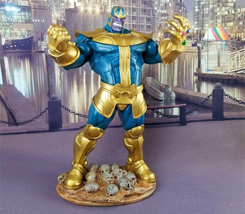 [Nouveau] Avengers 3 Infinity Guerre Thanos modèle Figurines Collection Super Hero statue Poupée Jouet Enfants Enfants Cadeau artisanat