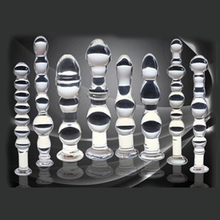 8 kinds of style crystal glass dildos,anal sex ,adult toys penis,vibrators for female masturbation