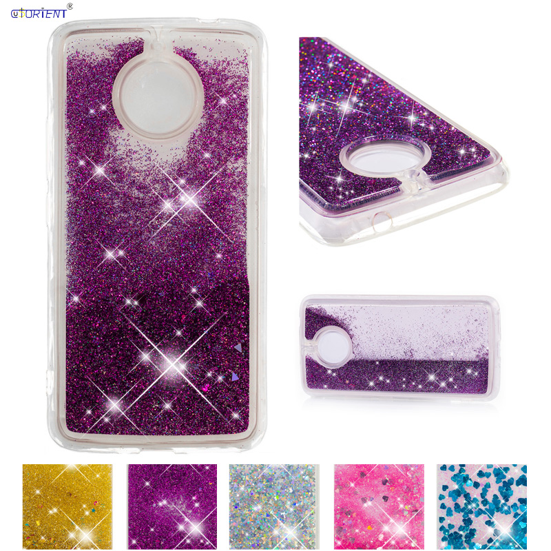 For Motorola Moto E4 Plus Glitter Case 5.5