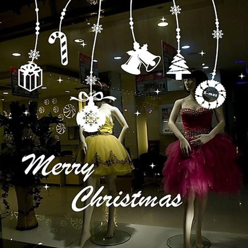 bola de cristal tinker bell de bell adornos de navidad etiquetas en las ventanas de escaparate