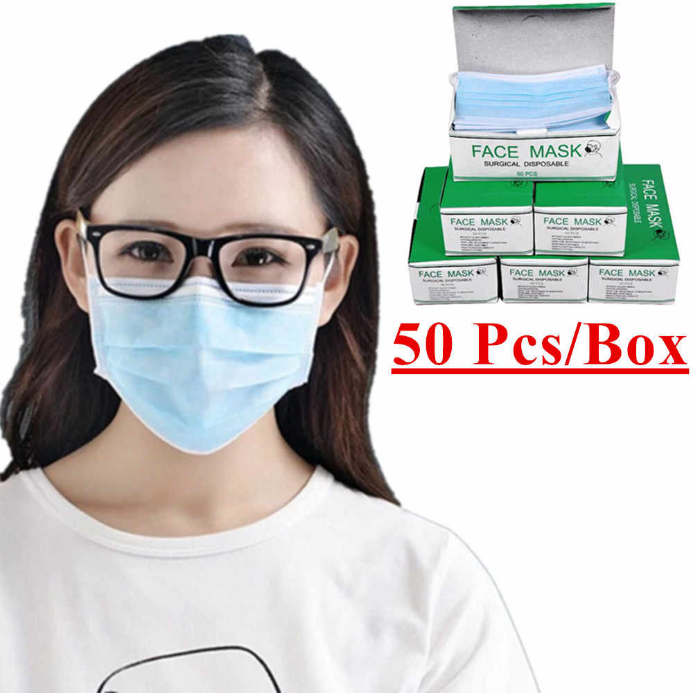 100 disposable mask