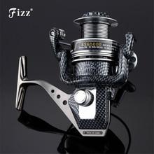 Black Snake Skin Pattern Full Metal Head Spinning Fishing Reel 12+1 BB Gapless Wheel Top Class Tackle