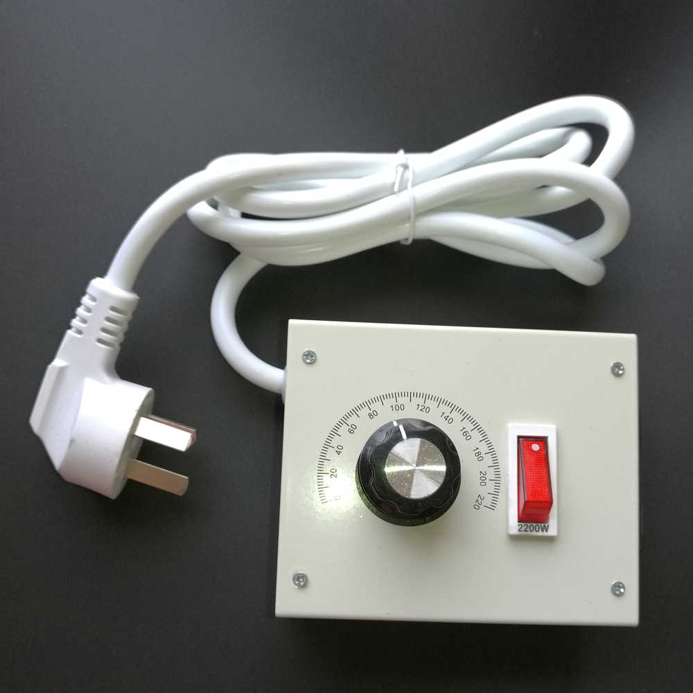 small resolution of 220v single phase ac motor speed controller electric drill fan speed control switch thermostat dimming