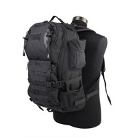 35L 600D Molle Tactical Assault Pack Backpack W Laptop Compartment Military Army Waterproof Rucksack For Outdoor