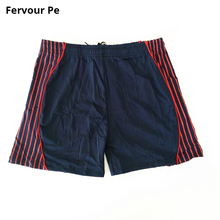 hot deal buy men's board shorts trunks new arrival beach shorts wave stripe plus size obesity bathing shorts a18040