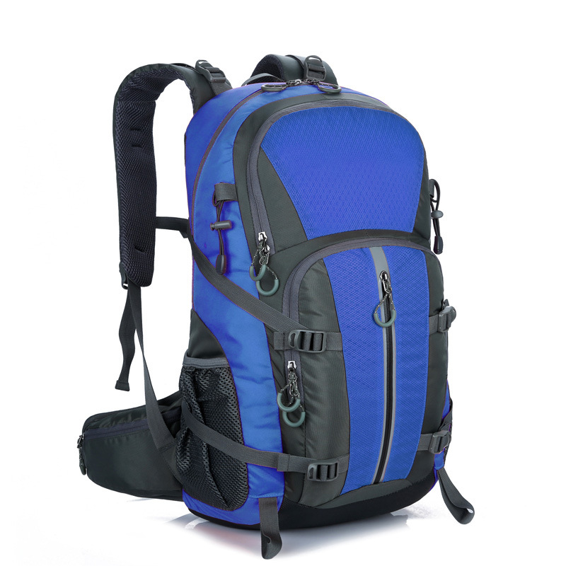 Brand mountaineering bag fashion outdoors Outdoors enthusiasts backpack Waterproof travel Multifunctional bag Computer package