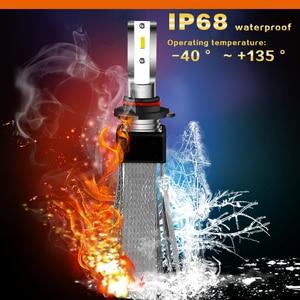 Image 2 - Lslight Led H4 H7 Lamp H11 H1 HB2 H8 H9 HB3 HB4 9005 9006 Led Auto Koplamp Phare Ampul Lamp 110W 12V/24V 6000 K 9600lm Auto