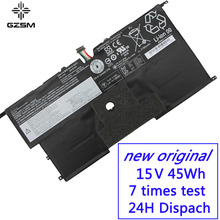 GZSM Laptop Battery 45N1702 45N1700 45N1701 battery for laptop 45N1703 For Lenovo ThinkPad X1 Carbon Gen 2 20A7 20A8 battery audio jack mini display port usb board for lenovo thinkpad x1 carbon laptop fru 04w3912 55 4rq03 021