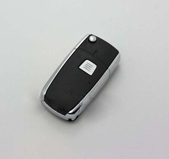 1 Button Modified Folding Flip Remote Key Shell for Fiat Punto Doblo Bravo FOB Car Key Blanks Case