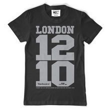 Technics' London 1210 men's t-shirt