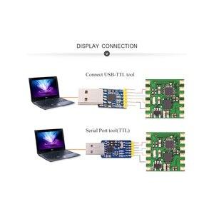Image 3 - WitMotion WT31N AHRS IMU Sensore 2 Asse Angolo di Inclinazione Digitale (Roll Pitch) + 3 assi Accelerometro Inclinometro Per PC/Android/MCU